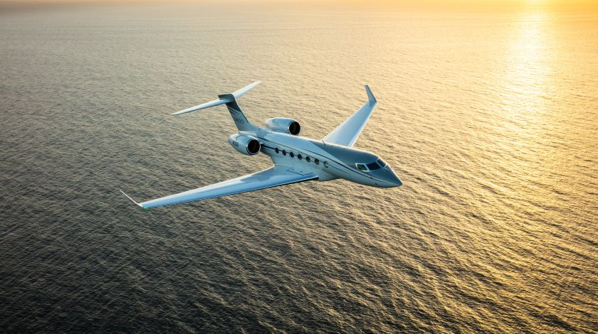 Gulfstream G600 Earns European Type Certification