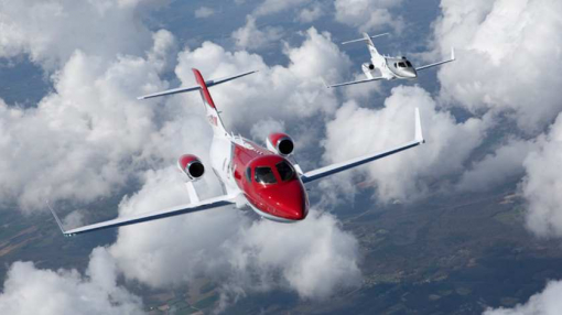 HondaJet Elite Receives Canadian Type Certification