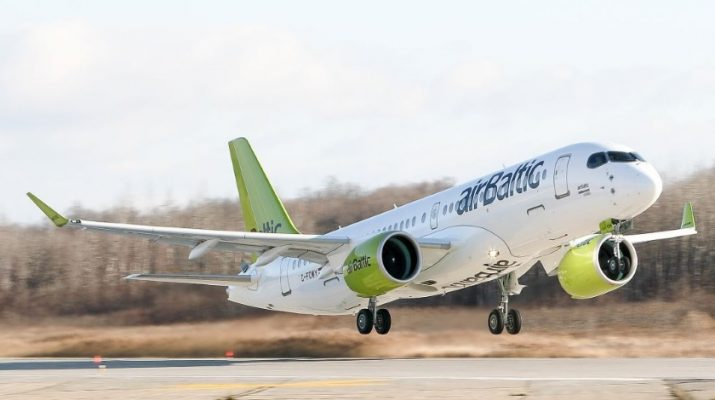 airBaltic to Re-Launch Operations with 22 Airbus A220s Only
