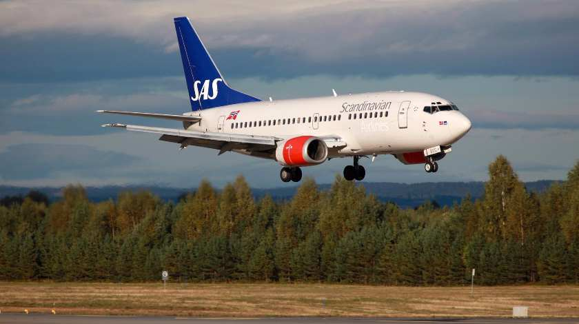 SAS Travelers Can Now Buy Biofuel