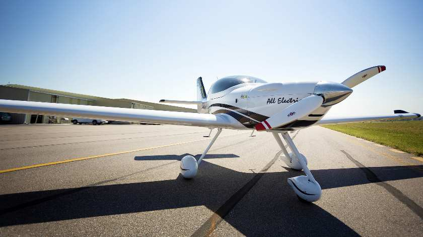 OSM Aviation Goes for 60 All-Electric Aircraft