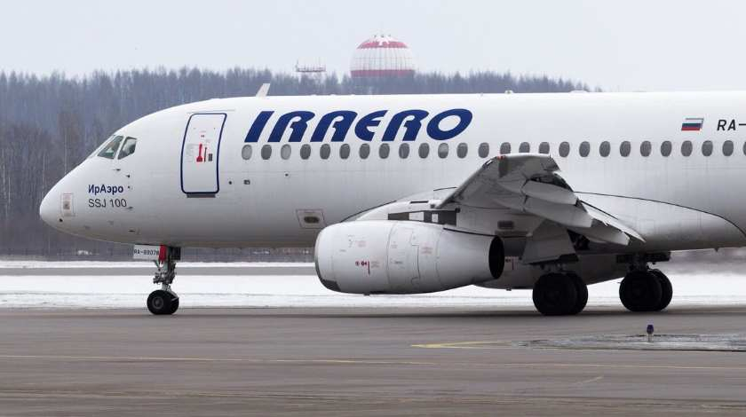Irkutsk's Regional Administration Takes Control of Troubled IrAero