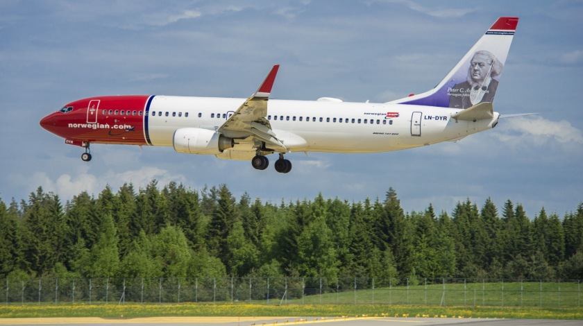 Lufthansa Technik to Overhaul Norwegian's Boeing 737 NG Fleet