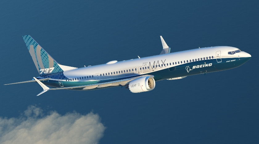 Boeing 737 MAX 10 Will Not Be Delivered Until 2023