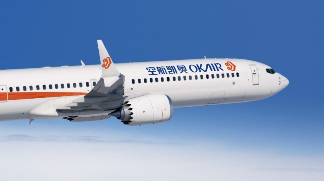 Boeing Expands Pilot Development Program with Okay Airways