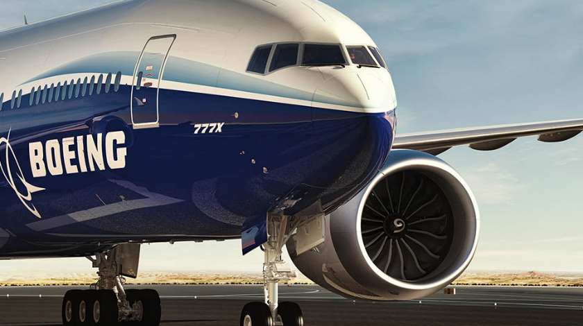 Boeing 777X Already Ready: Secret Debut