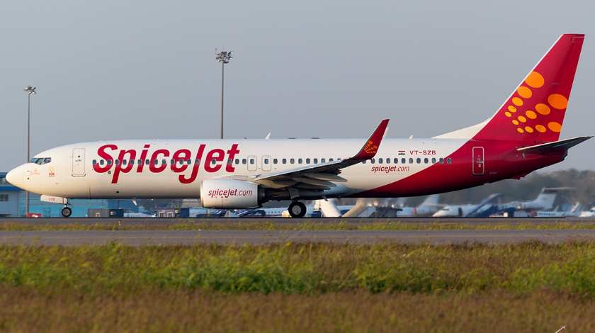 BOC Aviation Delivers 3 Boeing 737 NG to SpiceJet
