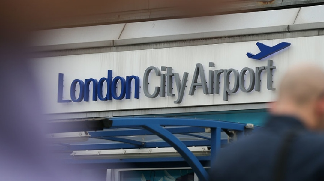 London City Airport Closed Following Discovery of WWII Bomb