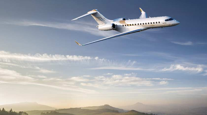 Bombardier's Global 5500 & 6500 Jets Awarded EASA Certification