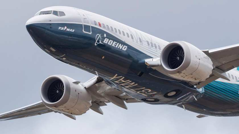 FAA Identifies Another Potential Risk in Boeing 737 MAX Aircraft