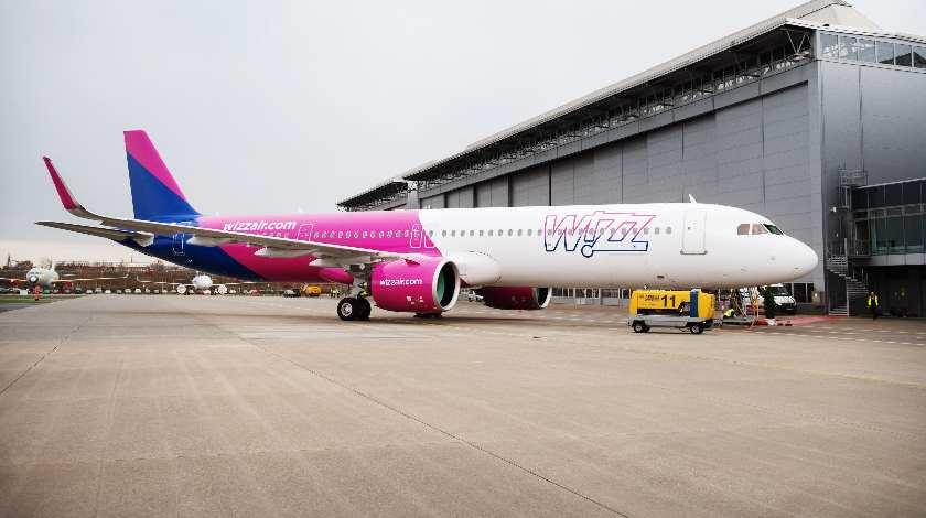 Wizz Air: First Gamechanger Airbus A321neo Joins the Fleet