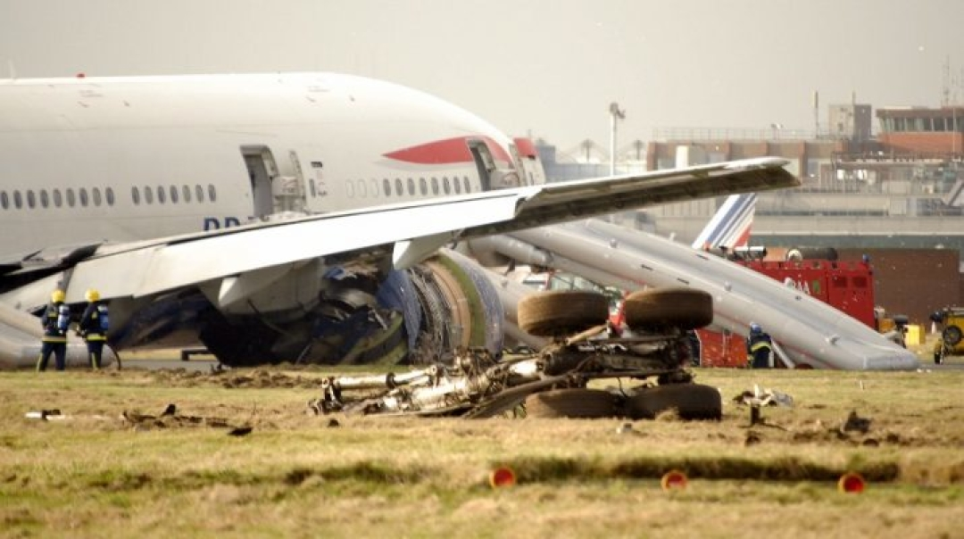 CIS Civil Aviation Accident Rates Deteriorate