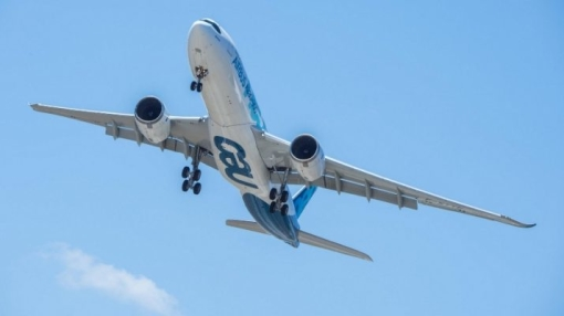 Airbus' A330neo Continues Toward its 2018 Service Entry