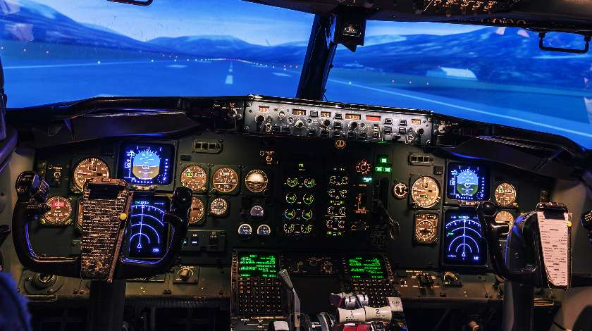 VR Simulators – The Future of Pilot Training?