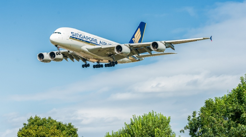 Singapore Airlines Secures $7.2 Billion in New Liquidity
