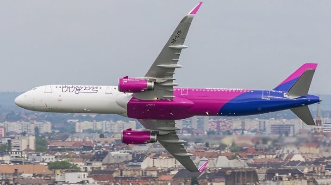 Wizz Air's Expansion in Europe Reaches a New Record