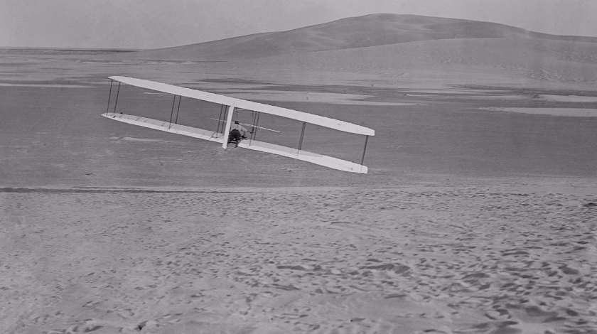 Wright Brothers: From Bicycles to World's First Successful Flight