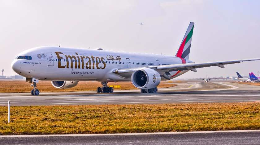 Emirates Temporarily Suspends All Passenger Flights