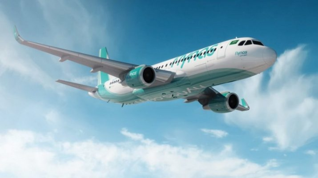 Saudi flynas Inks $6.3bn Deal To Power New Fleet