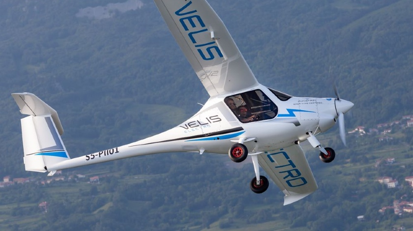 EASA Issues World's First Type Certificate for Fully Electric Plane