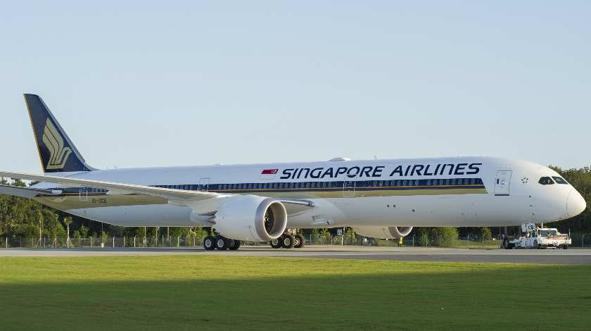 SIA Grounds Two Boeing 787s Over Trent Engine Problems