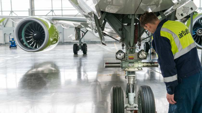 airBaltic: First Airline With Full Maintenance Capability for A220-300