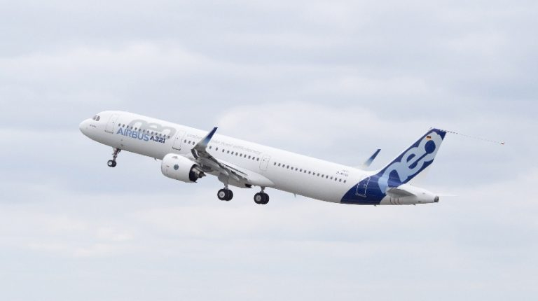 China Aircraft Leasing Places Order for 40 New Airbus A321neo