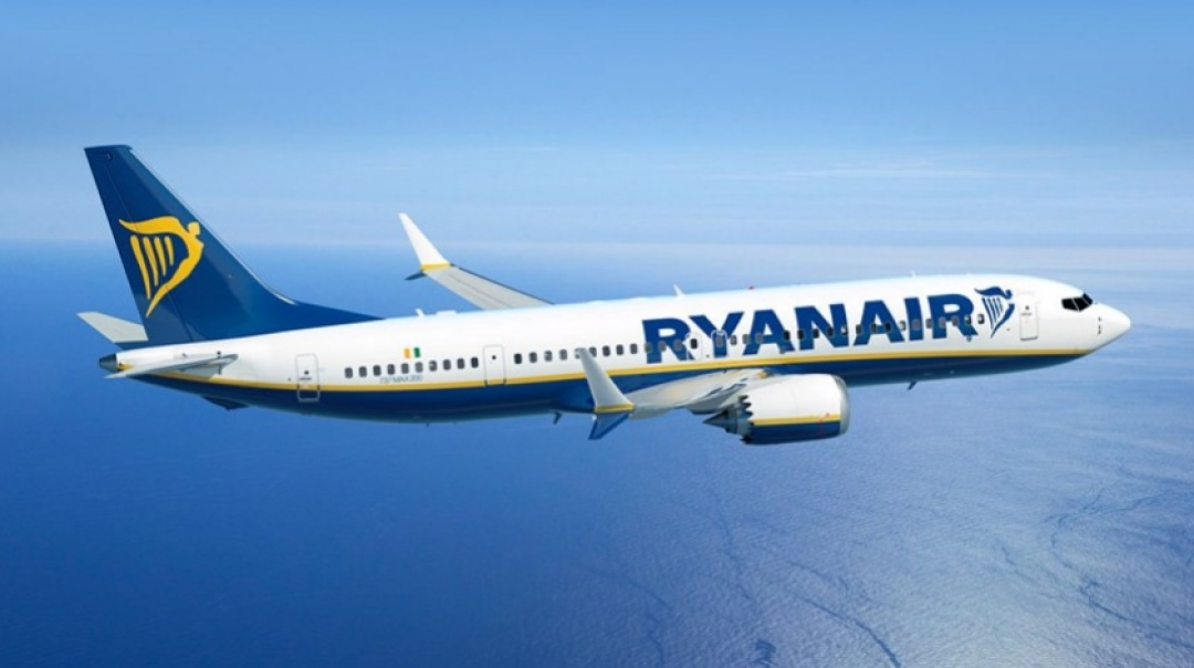 Ryanair Announces $300m Investment With 3 New Aircraft At Manchester