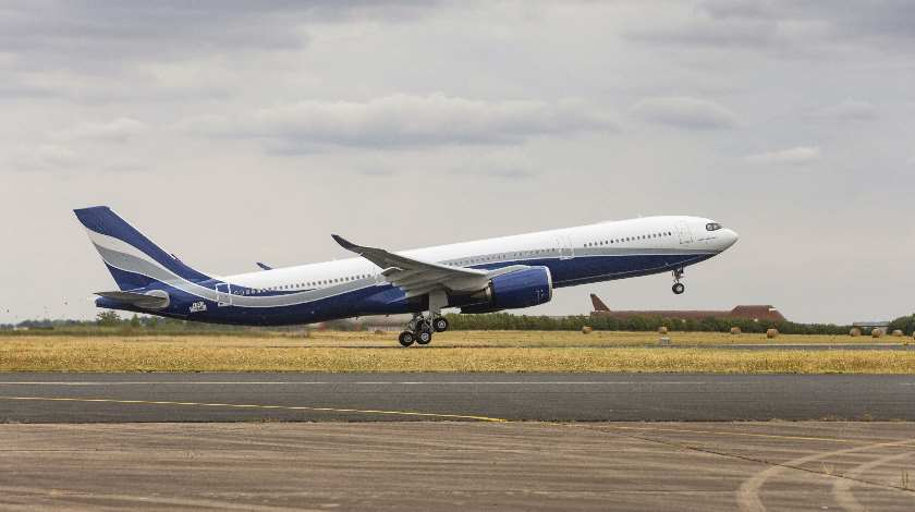 First Airbus A330neo Delivered to Hi Fly