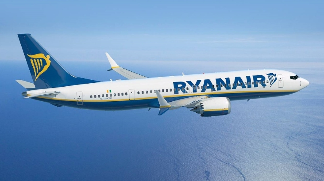 Ryanair to Add First B737 MAX 200 in 2Q19
