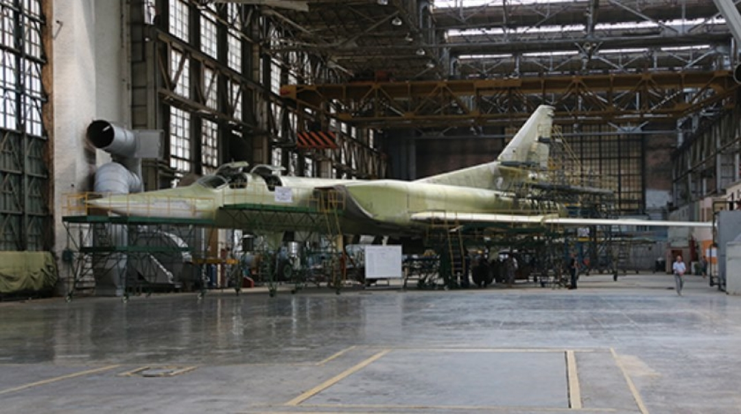 Russia to Renew Tu-160 Supersonic Bombers Fleet by 2030