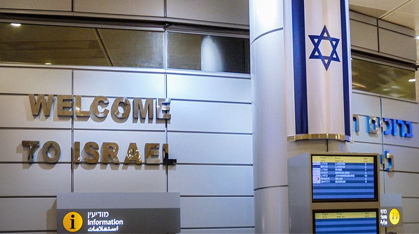 U.S. Airlines Cancel Flights to Israel As Violence There Does Not Cease