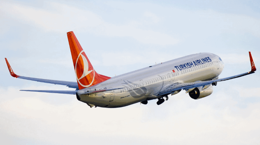 Tail Strike Indication on Departure in Istanbul