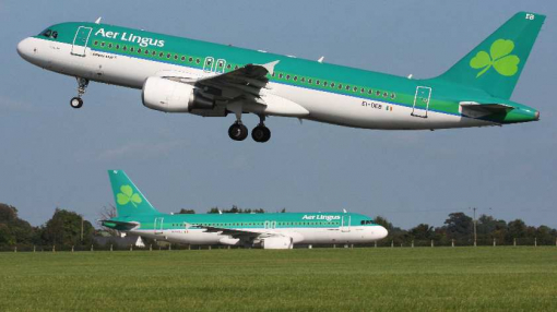 Aer Lingus Receives First Airbus A321 LR Aircraft