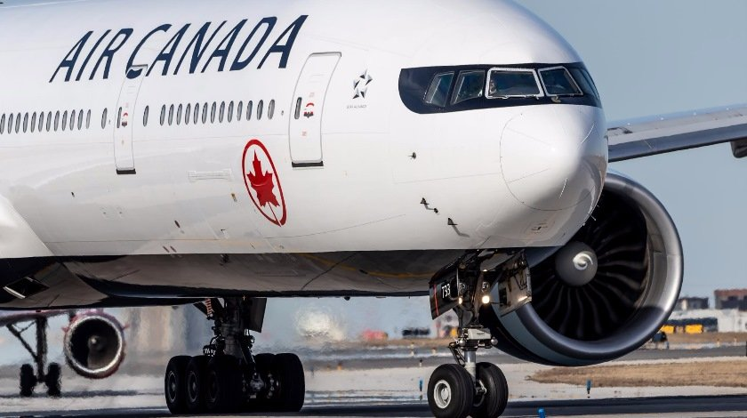 Air Canada Reconfigures Cabins of Boeing 777-300ER for Cargo