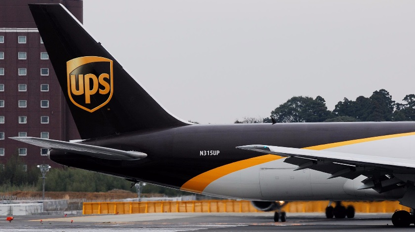 FAA Wants to Fine UPS $120,000 for Dangerous Goods Violation