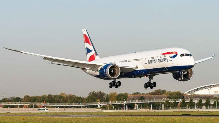 British Airways Closer to Powering Future Fleet with Sustainable Jet Fuel