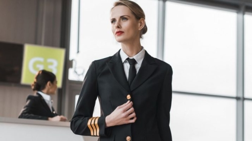 Gender is not a Barrier to Become a Pilot