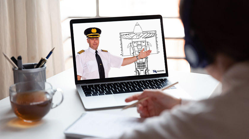 Instructor-led Pilot Training: Online or Face-to-Face?