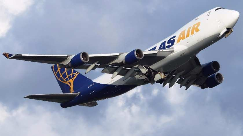 Atlas Air Boeing 747 Experiences System Malfunction