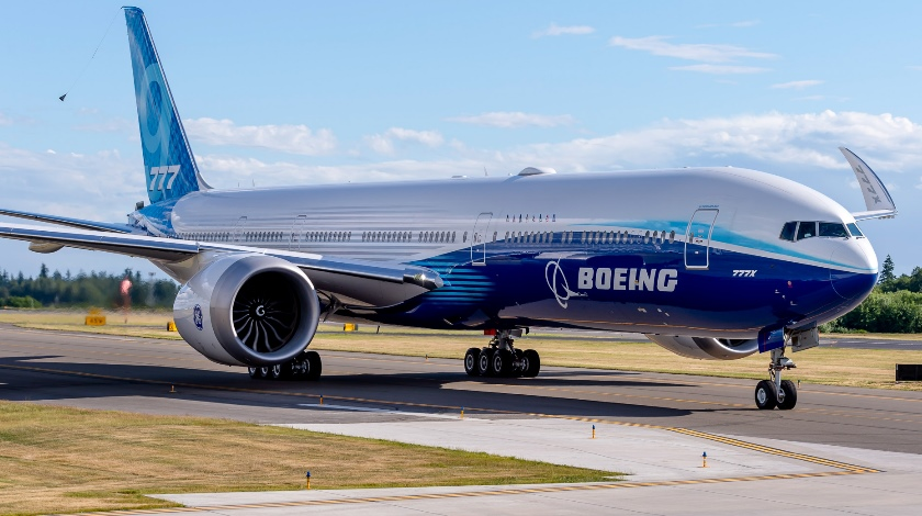 Confirmed: Boeing 777X Ready for Its First Take-off