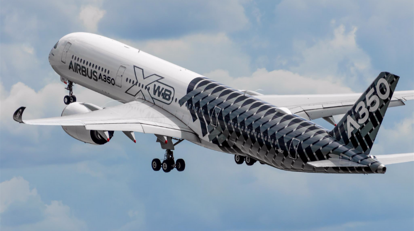 Airbus Secures Type Certification for Its A350-900 from Russia