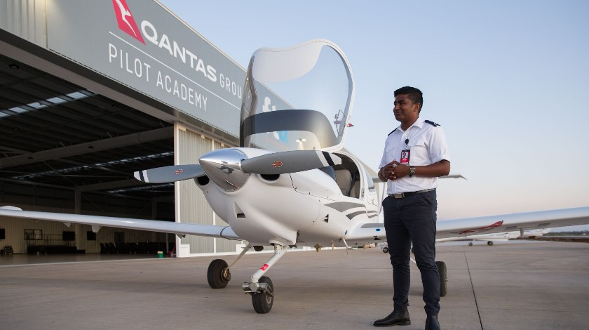 Qantas Group Pilot Academy Officially Opens Its Doors to Future Pilots