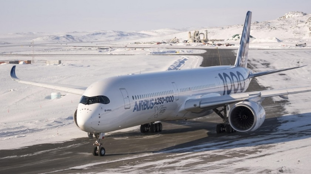 Philippine Airlines Considering Airbus A350-1000