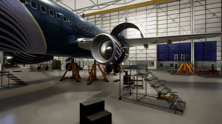FL Technics Implementing Next Generation Mechanics Training Using VR