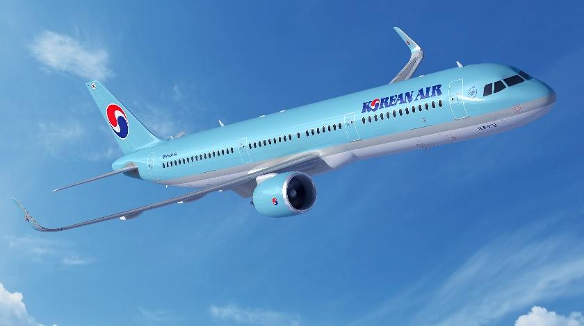 Korean Air Chooses Pratt & Whitney Engines To Power A321neos