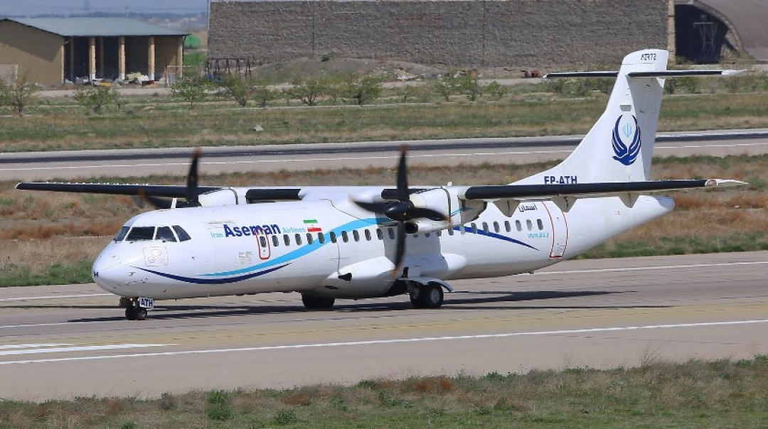 Iranian Regulator Grounds Aseman's ATR Fleet