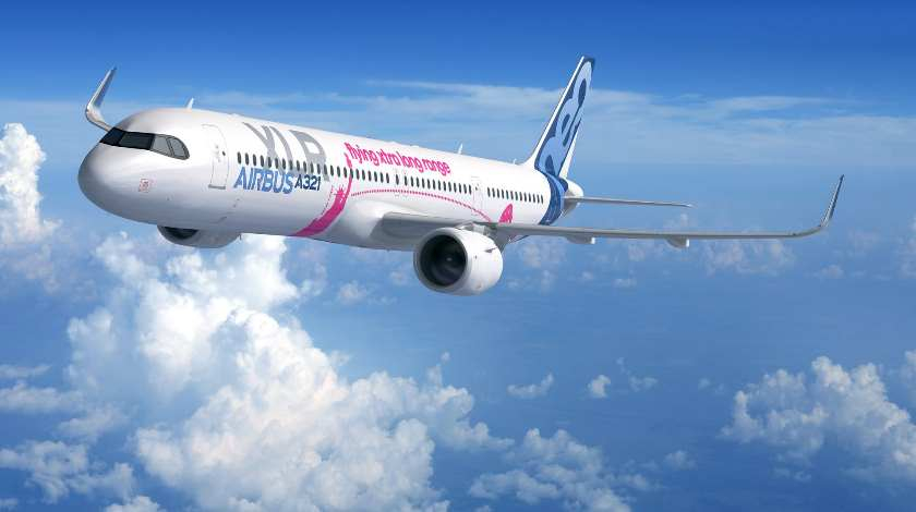 Officially: Airbus Launches A321XLR