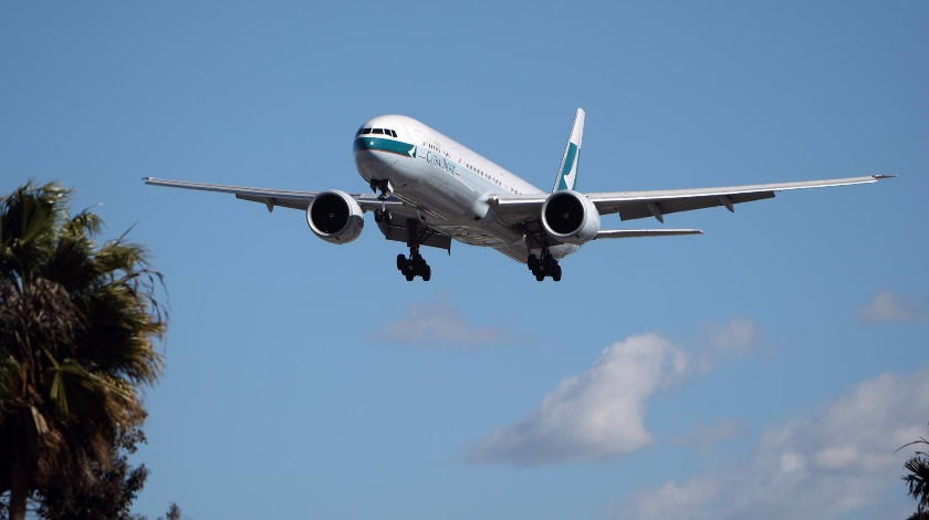 Cathay Pacific Urges Employees to Take Unpaid Leave