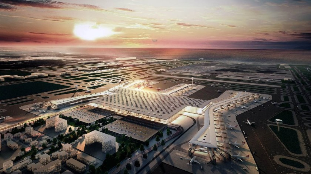 Istanbul New Airport: The First Runway is Now Ready for Takeoff and Landing